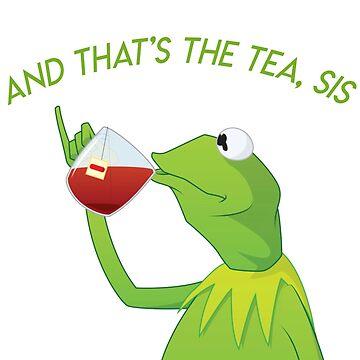 vine//kermit tea  by parrillasass