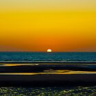 Golden Sunset by Christopher Wardle-Cousins