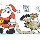Christmas Morning by Kerina Strevens