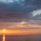 Cornish sunset   Polzeath, Cornwall by Chris Warham