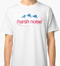 harsh noise / evian Classic T-Shirt
