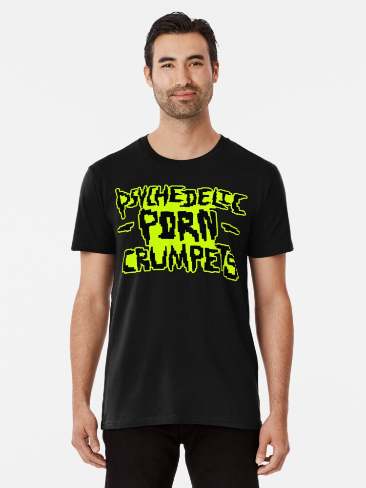 Psychedelic porno Crumpets T Shirt Large
