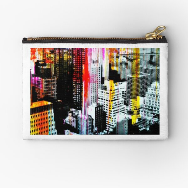 One Liberty Plaza, 39th Floor Zipper Pouch