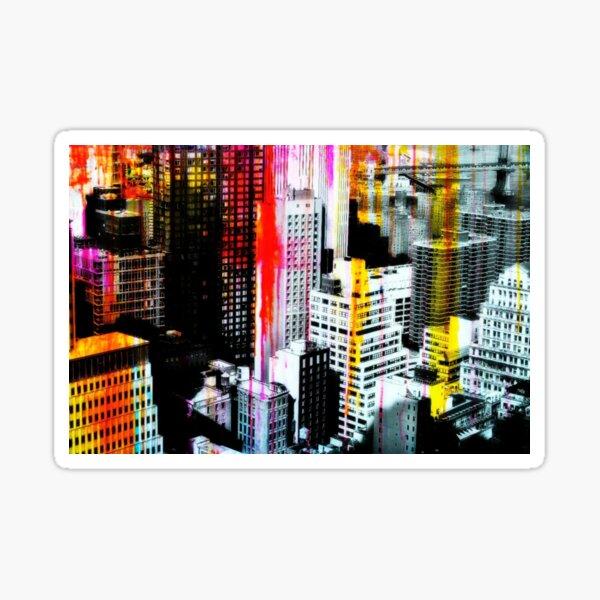 One Liberty Plaza, 39th Floor Sticker