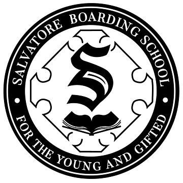 Salvatore Boarding School by LisaDylanArt