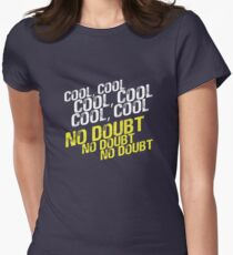 Cool, No Doubt Women's Fitted T-Shirt