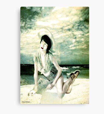 lady sara Canvas Print