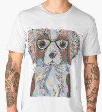 Modern Delilah the Dog Men's Premium T-Shirt