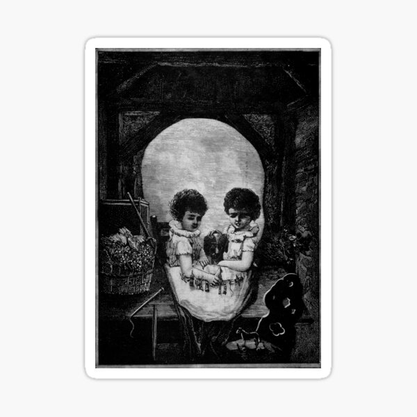 Skull Kids Sticker