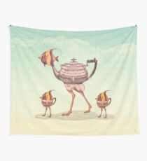 The Teapostrish Family Wall Tapestry
