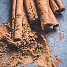 Cinnamon art #food #stilllife by JBJart