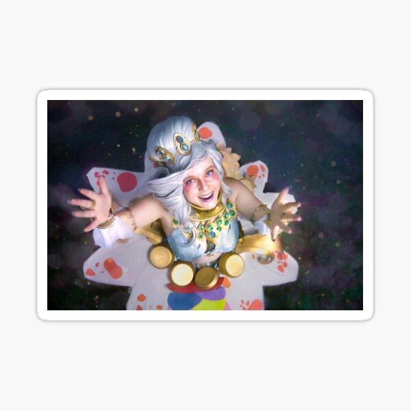 Great Fairy Cosplay Sticker