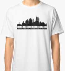 The Wombats // Moving to New York Classic T-Shirt