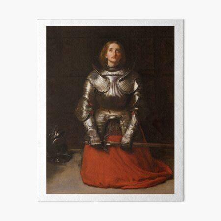 """""""Maid of Heaven""""-Sir John Everett Millais Art Board Print"""