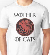 Camiseta unisex Madre de gatos