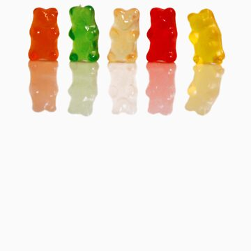 Gummy Bears by photokc
