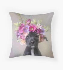 Flower Power, Joey Throw Pillow
