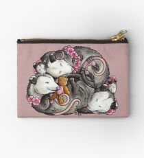 Sleeping Opossums Studio Pouch