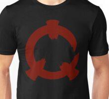 Reflex - Red Logo Unisex T-Shirt