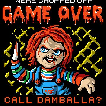 GAME OVER - Call Damballa? by Punksthetic