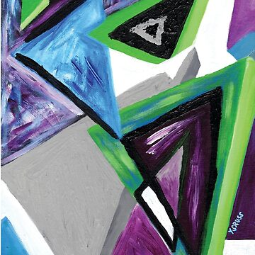Abstract Triangles by ysruss