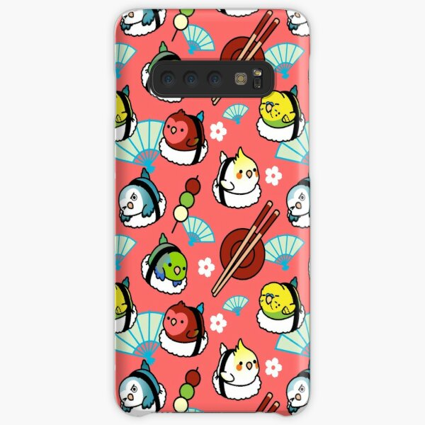 Sushi Time with Cody the Lovebird & Friends Samsung Galaxy Snap Case