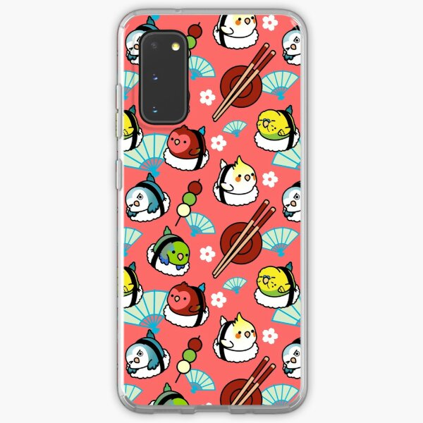 Sushi Time with Cody the Lovebird & Friends Samsung Galaxy Soft Case