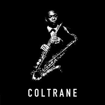 Coltrane Saxophone by vivalarevolucio