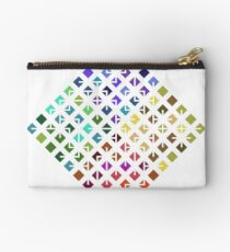 Seasons - Geometric Design Studio Pouch