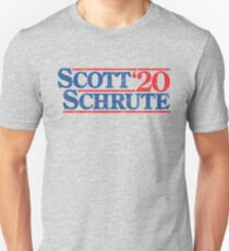 Michael Scott - Dwight Schrute 2020 Unisex T-Shirt