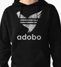 adobwht adobo Pullover Hoodie