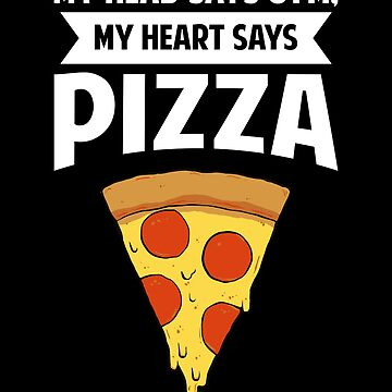 My Head Says Gym, My Heart Says Pizza (Gym Workout) by fromherotozero