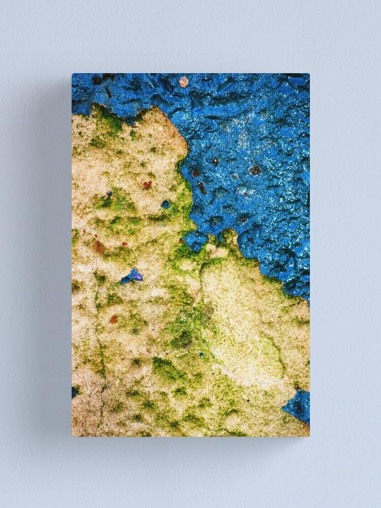 Alternate view of Land & Sea Canvas Print