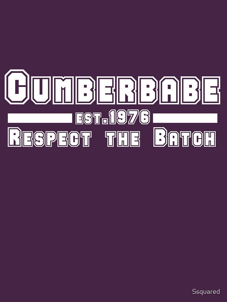 Cumberbabe <3 Benedict Cumberbatch | Women's T-Shirt