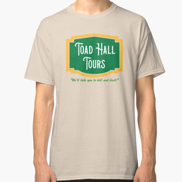 Toad Hall Tours Classic T-Shirt