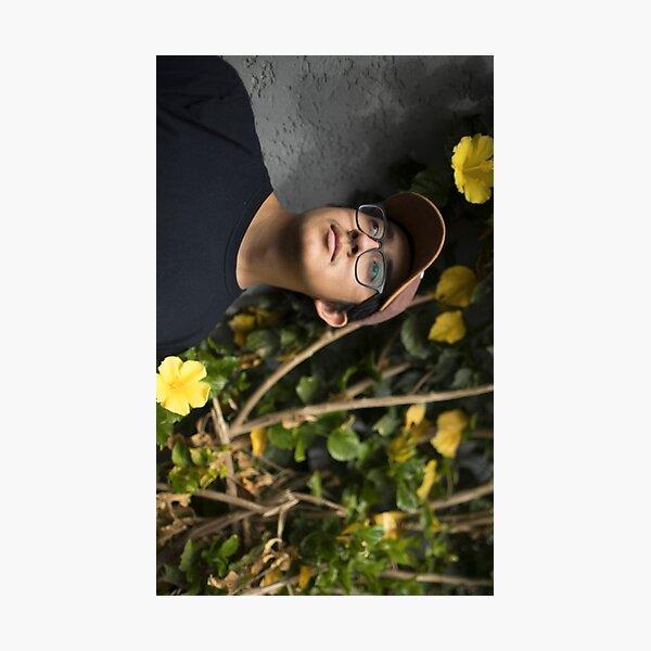 Cuco Portrait  Photographic Print