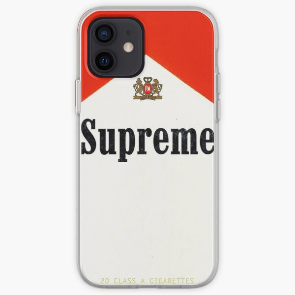 smokeeee Coque souple iPhone