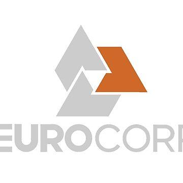 Eurocorp logo by JayBlackstone