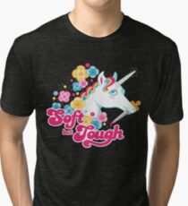 Soft but Tough Tri-blend T-Shirt