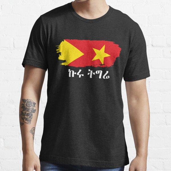 Tigray Proud flag Ethiopian Tigray    Essential T-Shirt
