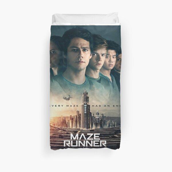 Maze Runner The Death Cure Duvet Cover