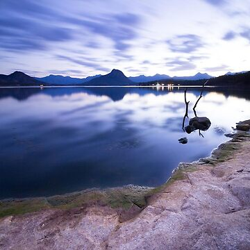 Lake Moogerah by Its-Popcoin