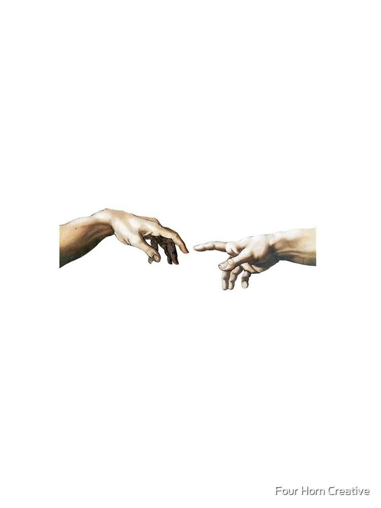 Hand Gottes von 4HornCreative