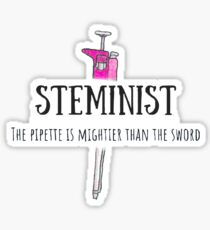 Stamintist: Pipette> Schwert Sticker