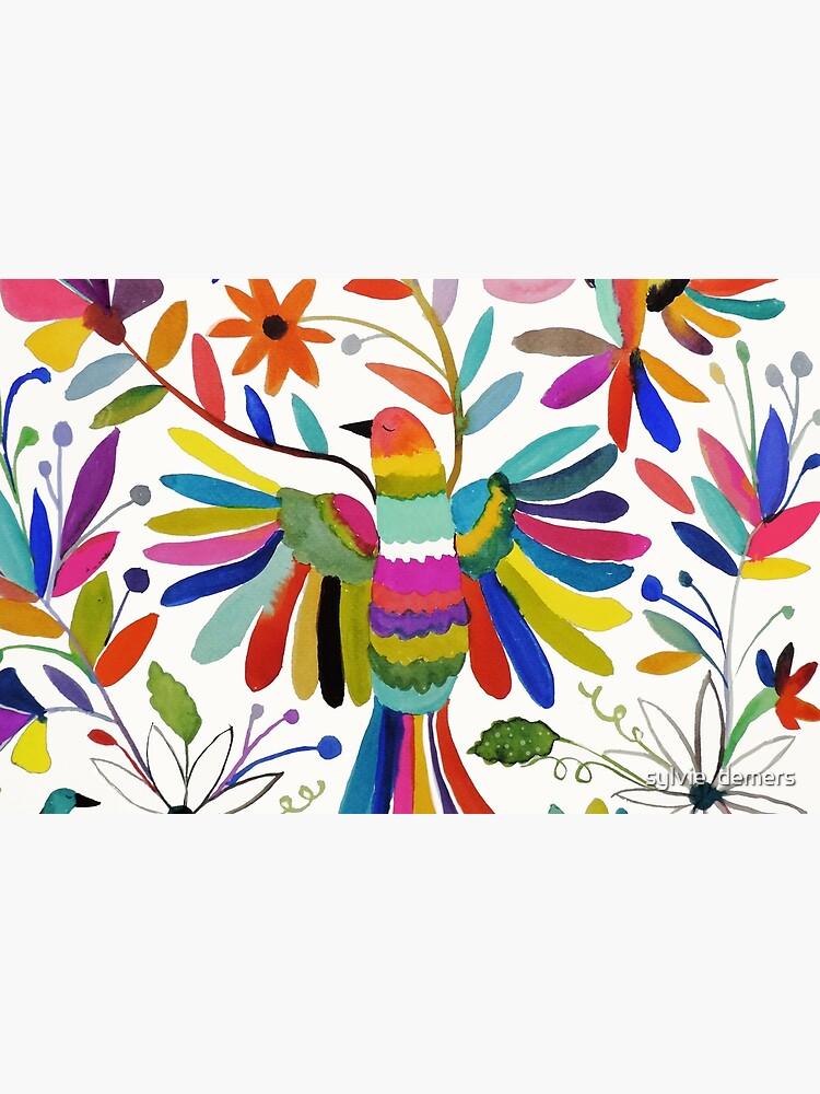 otomi bird by SylvieDemers