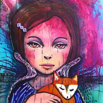 Foxy  by Marianneu
