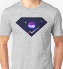 Camiseta ajustada El universo es para siempre