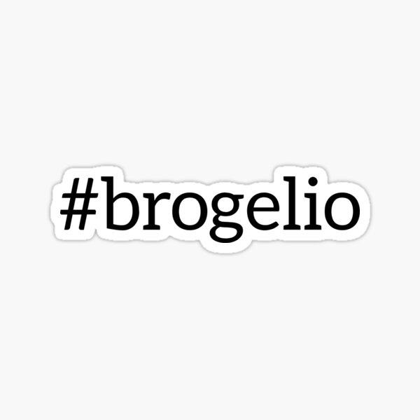 Jane the Virgin - #Brogelio Sticker
