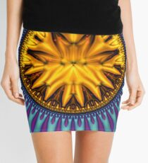 Gold Coin Mini Skirt