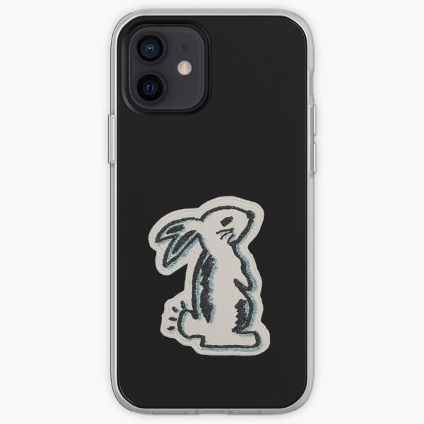 Selena Gomez Bunny Design iPhone Soft Case